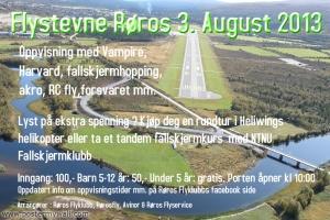 Plakat flystevne II