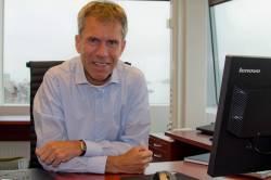 Luftfartsdirektør Stein Erik Nodeland. Foto: Luftfartstilsynet.