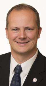 Samferdselsminister Ketil Solvik-Olsen (Foto: Olav Heggø/Fotovisjon).