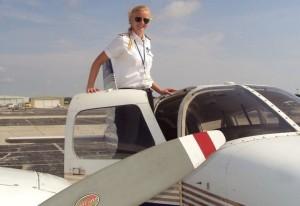 Marlene Charlotte Mork omkom i flystyren i Florida.  Foto: PRIVAT