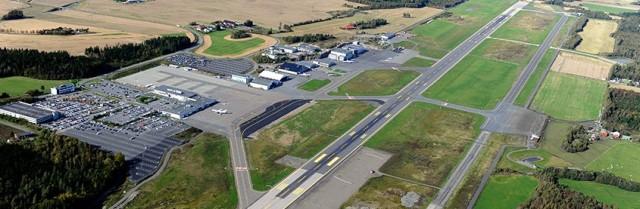 Foto: Sandefjord Lufthavn.