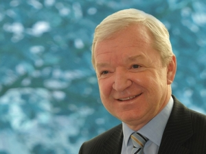 Bo Rederborn, tidliger direktør i Eurocontrol
